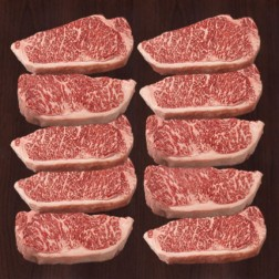 *BEST DEAL HURRY* 16 oz. Wagyu Strip Steak (10 PACK)